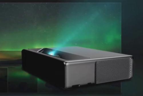 Fengmi 4K Laser Projector, 4.0 MIUI TV Projector Review