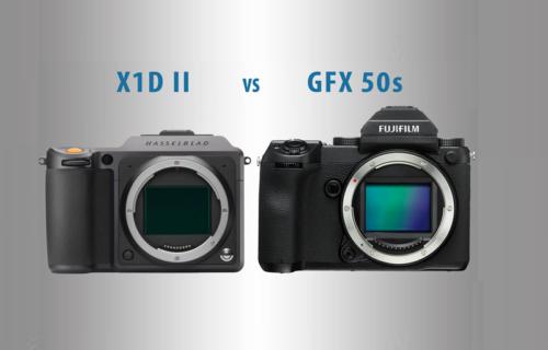 Hasselblad X1D II vs Fujifilm GFX 50s – The 10 Main Differences