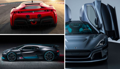 The 10 Craziest, Most Powerful Hypercars Arriving in 2019 and 2020