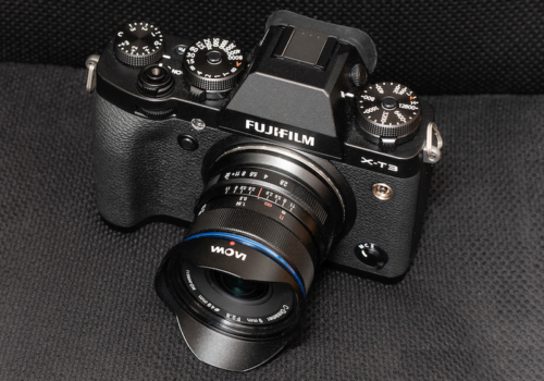 Using the Laowa 9mm f/2.8 Zero-D for Fujifilm X in Barcelona