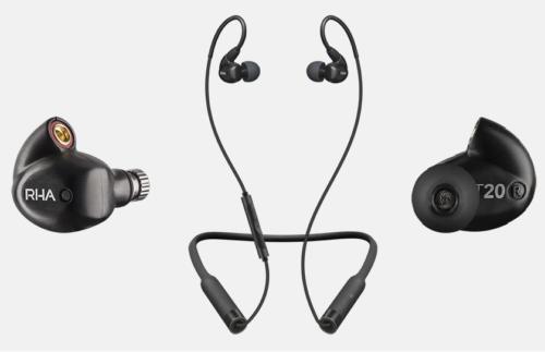 RHA announces its new T20 wireless headphones