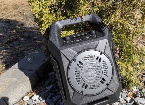 iLive ISB408 review: A wireless tailgate speaker with mic and FM radio