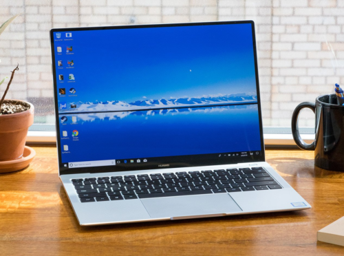 Good News For Huawei: Microsoft, Intel Promise Laptop Support