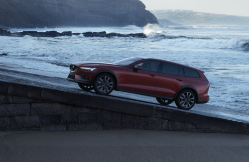 The 2020 Volvo V60 Cross Country Starts at $46,095 and Has Awesome Plaid Seats