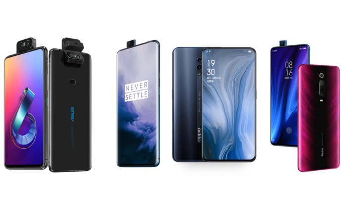 OnePlus 7 to Oppo Reno 10x Zoom, best smartphones with Snapdragon 855 in 2019