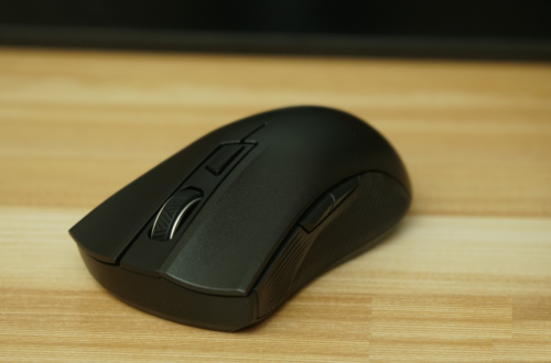 ASUS ROG Strix Carry Review: A Serious Mouse For Gamers On The Move
