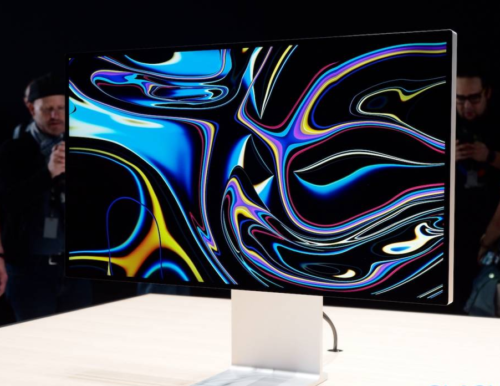 Apple wouldn't let me touch its $999 Pro Display XDR stand