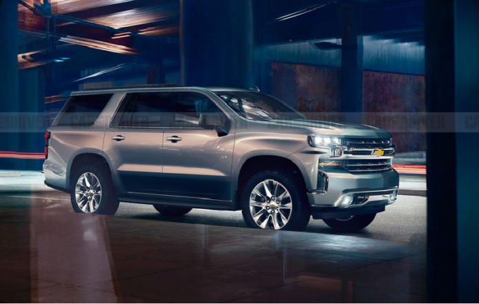 The 2021 Chevrolet Tahoe Is a Big SUV that Will Pack Big Changes Underneath | GearOpen