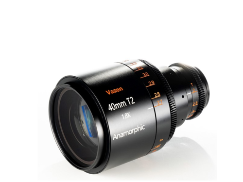 Vazen launches 'world's first' anamorphic lenses for Micro Four Thirds