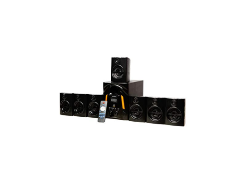 Best 7.1 Home Theater Systems of 2019 : Lucky number seven.