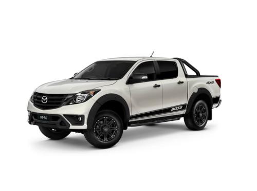 Mazda announces BT-50 Boss flagship