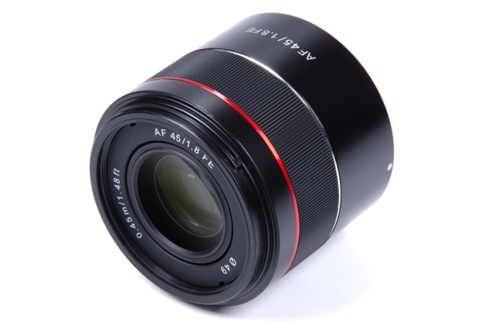 Samyang AF 45mm f/1.8 FE Review