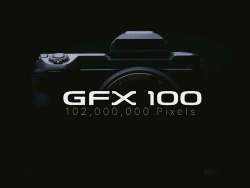 Fujifilm GFX 100 First Impressions