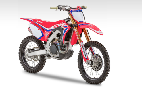 2020 Honda CRF450R, CRF450RWE, and CRF450RX First Look (11 Fast Facts)