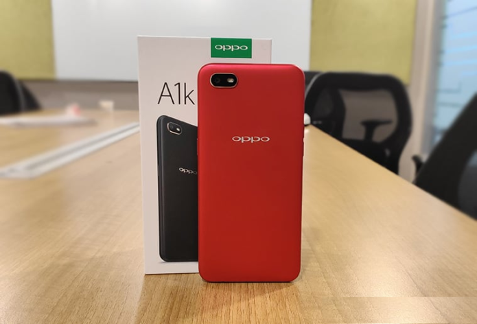 Oppo A1k review: Powerful battery, big display
