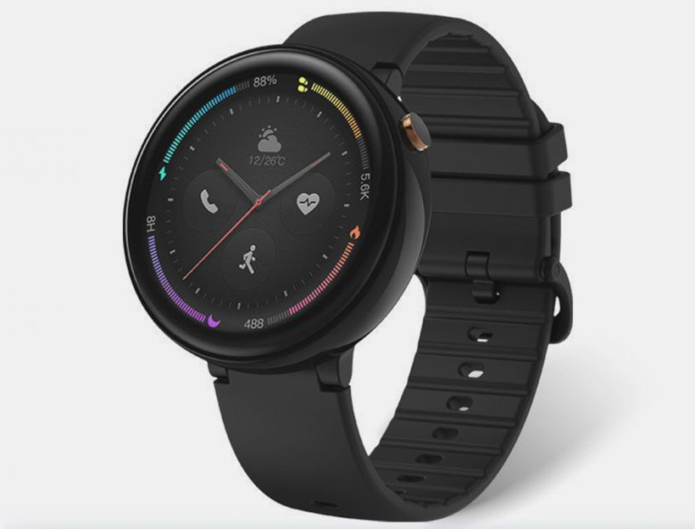 The Amazfit Verge 2 rivals the Apple Watch 4 in a major way