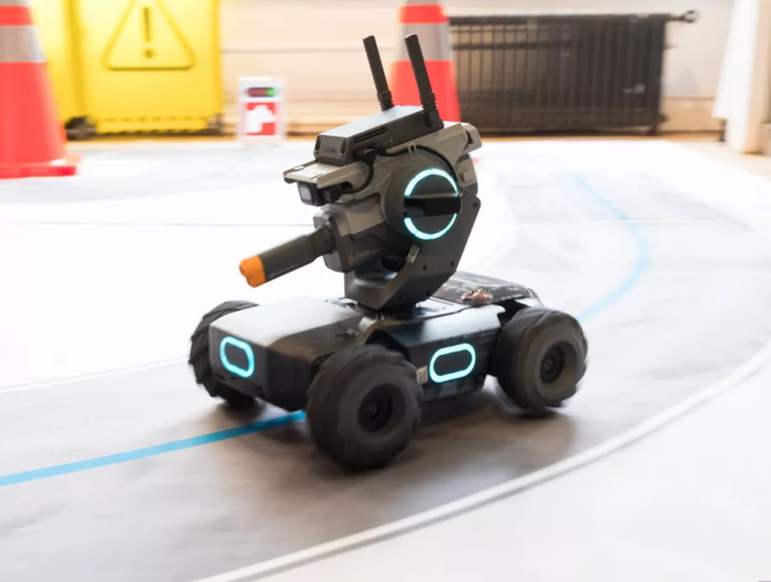 DJI just released a tank drone for kids