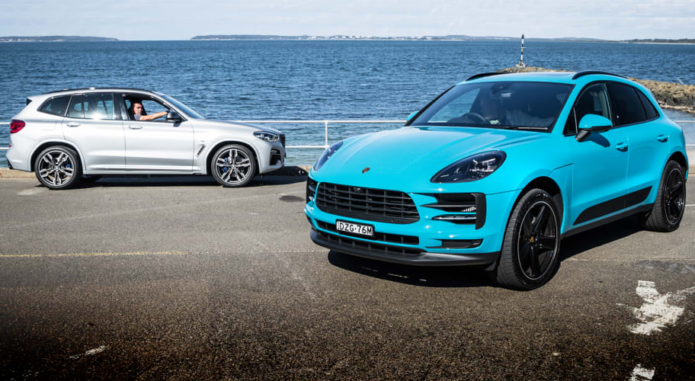 2019 Porsche Macan S v BMW X3 M40i comparison: German performance SUV face-off
