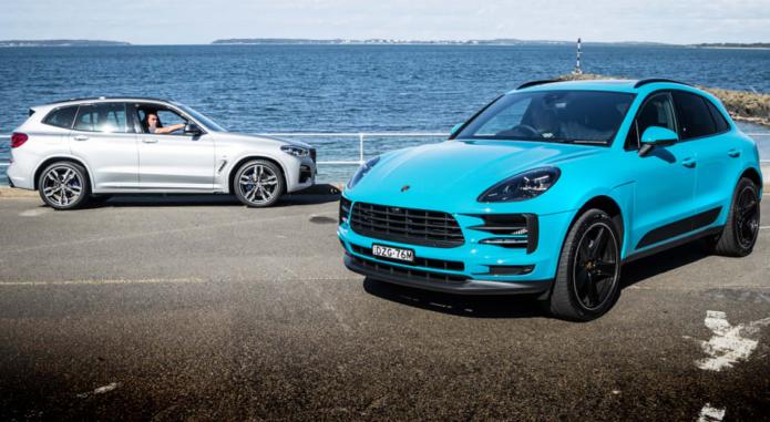 2019 Porsche Macan S v BMW X3 M40i comparison: German performance SUV face-off