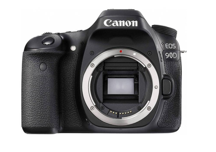 Canon EOS 90D Rumored to Record 4K Video with No Crop