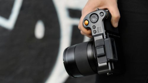 Hasselblad X1D II delivers cheaper, faster 50MP medium format camera