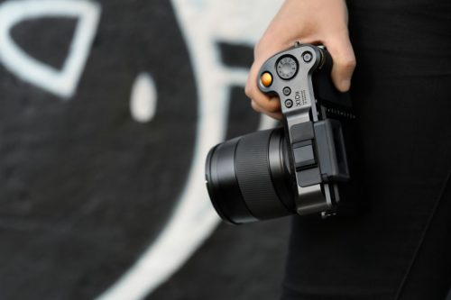 Hands-on with the Hasselblad X1D II 50C