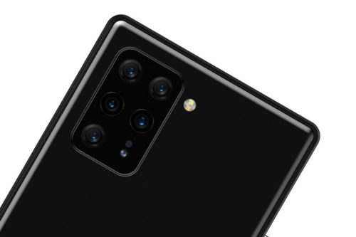 Sony Xperia 2 could launch with a ridiculous amount of cameras