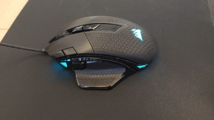 Corsair Nightsword RGB Mouse Review: Comfortable, Versatile and Capable