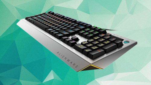 Alienware AW768 Pro Keyboard Review