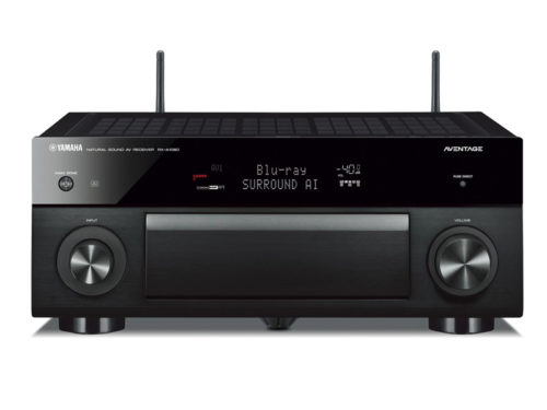 Yamaha RX-A1080 AV Receiver Review