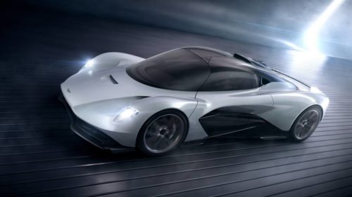 Aston Martin Valhalla gives super-exclusive hypercar a name