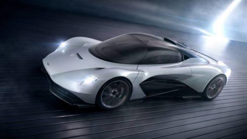 Aston Martin Valhalla gives super-exclusive hypercar a name