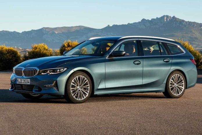 2020 BMW 3 Series Touring officially revealed