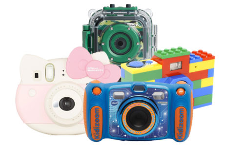 Top 14 Best Digital Cameras For Kids 2019
