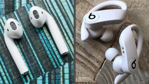 AirPods vs. Powerbeats Pro: The best wireless earphones are…