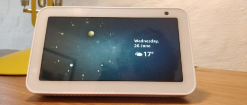 Hands on: Amazon Echo Show 5 review