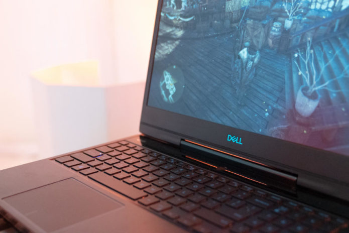 Dell G7 15 7590 review: 9th-gen Core and RTX power in a low-key chassis