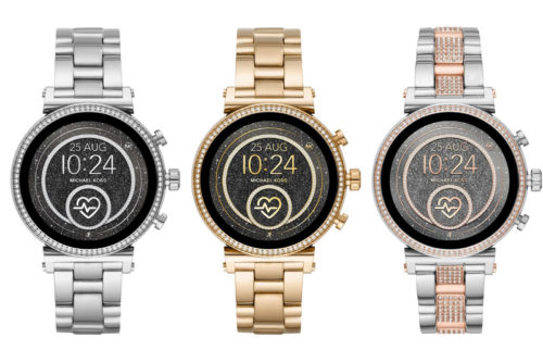 Michael Kors Access Sofie Heart Rate review