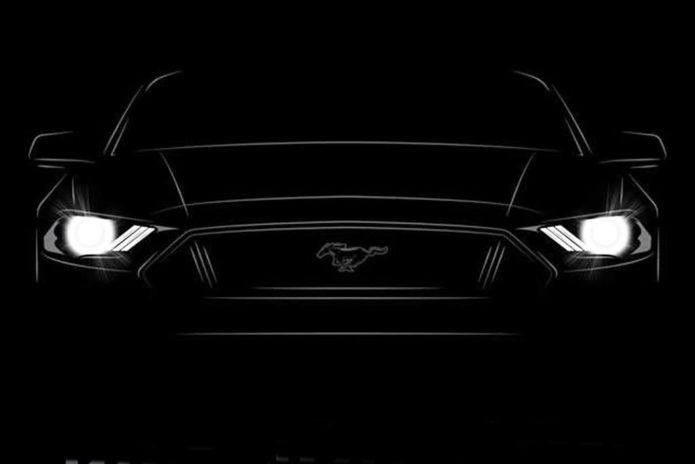DJR teases 600kW-plus Ford Mustang