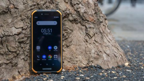 Doogee S40 review: Literally solid, but equally unremarkable