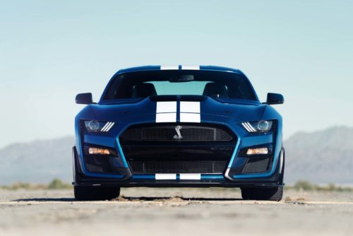 The 2020 Ford Mustang Shelby GT500 thunders into the muscle car ring with 760 hp