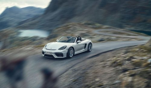 3 Reasons the 2020 Porsche 718 Boxster Spyder Is the Perfect Convertible