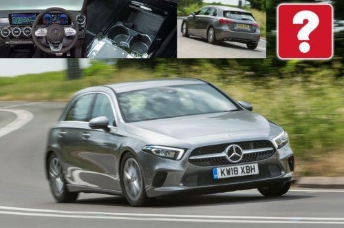 How to spec a Mercedes-Benz A-Class