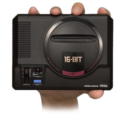 Everything we know about the Sega Genesis Mini