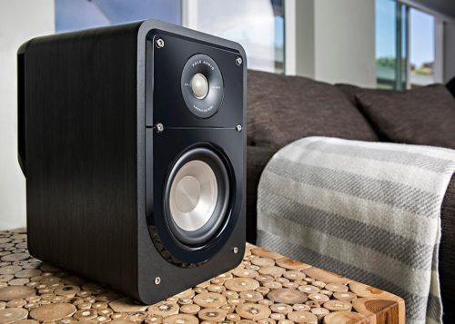 Polk S15e Standmount Speaker Review