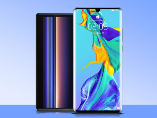 Sony Xperia 1 vs Huawei P30 Pro: Which is best?