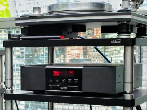 Mark Levinson's No. 5101 Plays SACDs Like It's 1999!