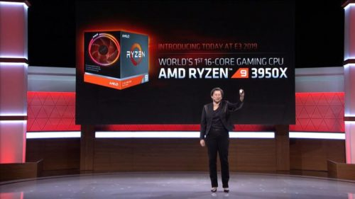 The AMD Ryzen 9 3950X is already breaking world overclocking records