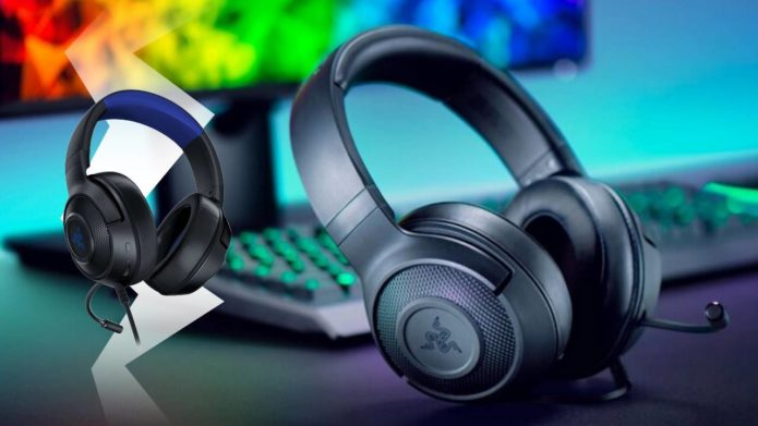 Razer Kraken X revealed, surround sound spread to 2019 headsets