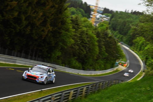 Hyundai is flying Veloster N owners to the Nürburgring to watch its cars race